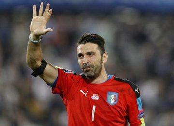 Cillo: Buffon. O campeão se despediu. O gênio disse adeus