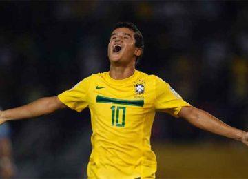 Manga: Clique e veja a charge de Philippe Coutinho
