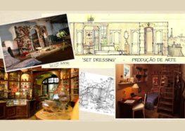Fe Bedran: Set Dressing – Introdução