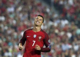 Manga: Clique e veja o espetacular Cristiano Ronaldo