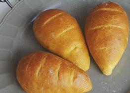 Priscilla Bisognin: Pãeszinhos de cenoura