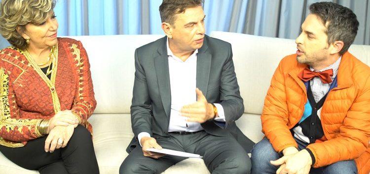 """Andreoli Entre Amigos"" com Silvia Poppovic e Bruno Motta"