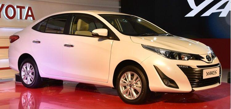 Fernando Calmon: Yaris reforça linha Toyota
