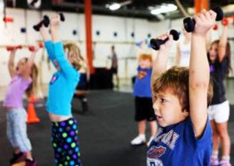 Fitness: Musculação para crianças
