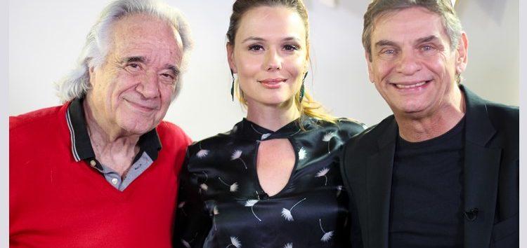 """Andreoli entre Amigos"" – Maestro JC Martins e Grazie Schmitt"