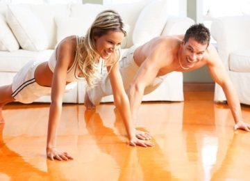 Fitness: Ganhar músculos sem ir à academia é possível?
