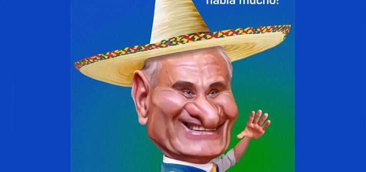 Manga:Clique e veja o adeus de Tite ao México