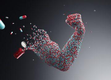 Fitness: Consequência dos anabolizantes