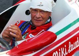 Cillo: Niki Lauda. Um campeão acelera pela vida