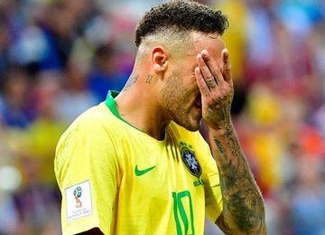 Cillo: Cabelo, barba e bigode. Neymar decepciona em propaganda