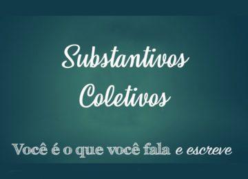 Fe Bedran: Substantivos coletivos