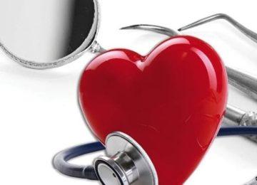 Luiz Pedro: Ir ao dentista fortalece o coração!