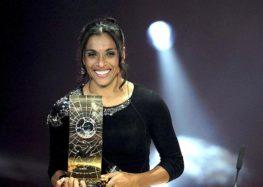 Cillo:Uma rainha sozinha representa o país num prêmio FIFA
