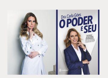 Dra.Carla Góes traz mulheres inspiradoras em seu novo livro