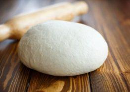 Priscilla Bisognin: Massa para pães doces