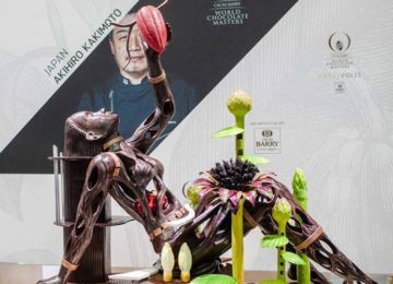 Priscilla Bisognin: Fique por dentro do mundial de chocolate!
