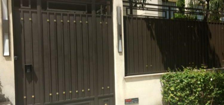Lordello: Chapa de ferro em portões. Sim ou não?