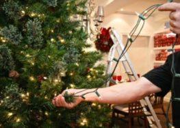 Lordello: Decoração de Natal e os riscos de incêndio
