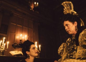 Crítica: A Favorita (The Favourite) | 2018