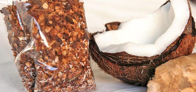 Priscilla Bisognin: Granola de coco