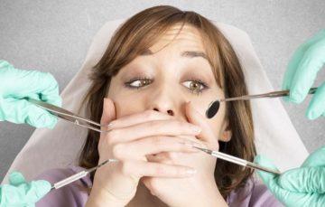 Luiz Pedro: Medo de ir ao dentista?