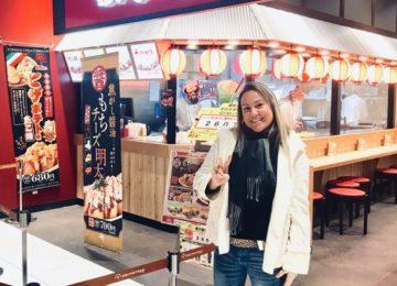 Márcia Sakumoto – TAKOYAKI: iguaria popular no Japão