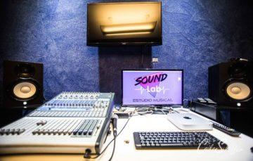 George Ross: Venha conhecer a Sound Lab Estúdio Musical