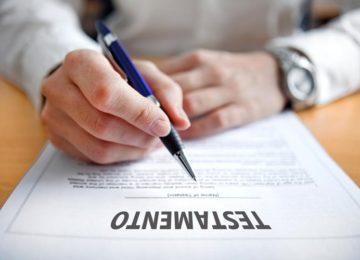 Marina Aidar: Questões sobre testamento