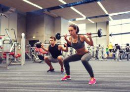 Fitness: Diferença homem X mulher na academia