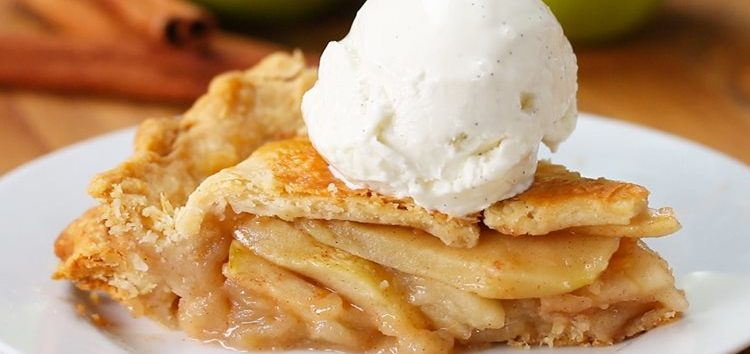 Priscilla Bisognin: Apple pie