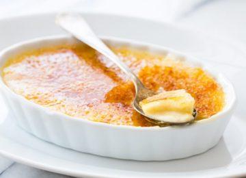 Priscilla Bisognin – Receita clássica francesa: Crème Brûlée
