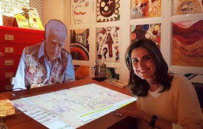 Gisele Farina: Expo Quadrinhos