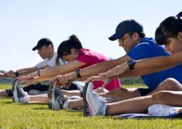 Edson Andreoli: Aquecimento é importante para iniciar o treino