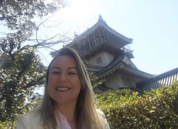 Márcia Sakumoto: Castelo Iwasaki