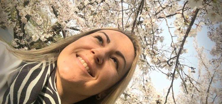 Márcia Sakumoto: Festival Hanami – Sakura, flores de cerejeiras