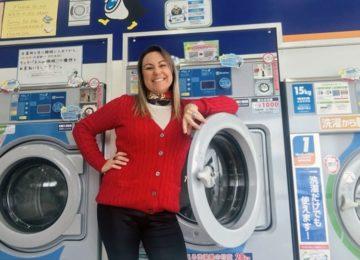 Márcia Sakumoto: Lavar roupa todo dia…