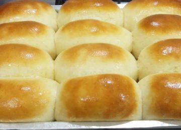 Priscilla Bisognin: Pão de leite
