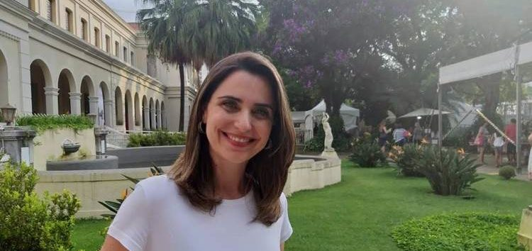 Gisele Farina: Museu da imigração