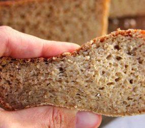 Priscilla Bisognin: Pão de quinoa