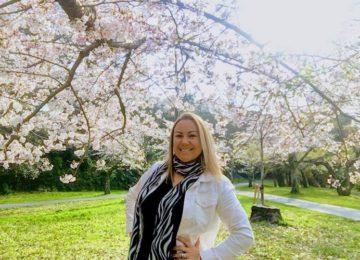 Márcia Sakumoto: Sakura e a lenda do amor