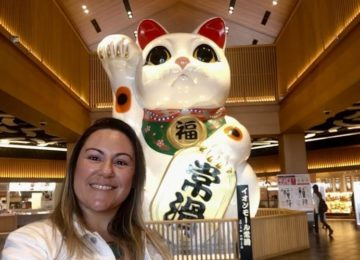 Márcia Sakumoto: Maneki Neko – Gato da Sorte