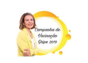 Luciane Trofino: Vacinação da gripe 2019