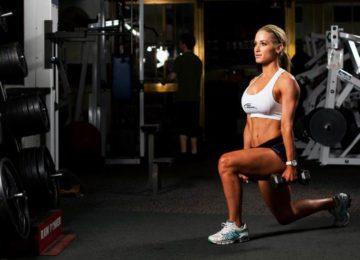 """Fitness: Como ativar glúteos no movimento """"afundo""""?"""