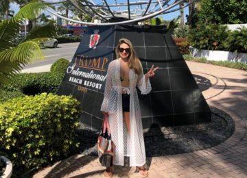 """Ane Bueno estreia coluna """"Miami É Logo Ali"""""""