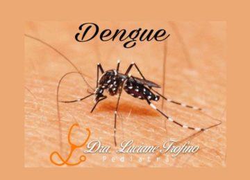 Luciane Trofino: Dengue