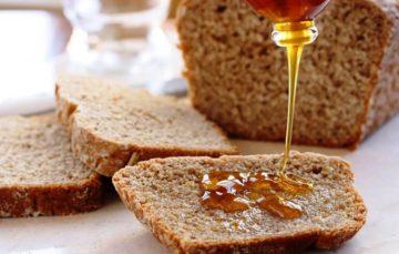 Priscilla Bisognin: Pão de aveia e mel