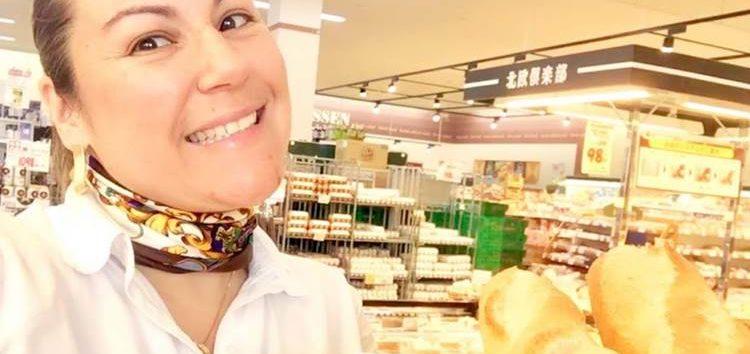Márcia Sakumoto: Padarias no Japão