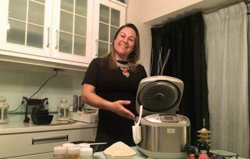 Márcia Sakumoto: A queridinha panela de arroz