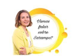 Luciane Trofino: Sarampo