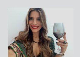 """Iramaia Loiola estreia coluna """"Querido Vinho"""""""